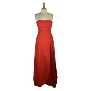Jump Apparel Gown 14 Red